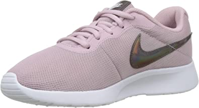 crazy price best place authorized site Nike Tanjun, Chaussures de Running Femme, Rose Plum Chalk/White ...
