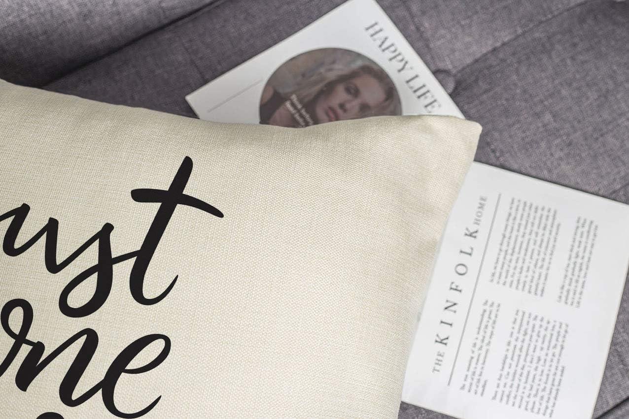 Funda de almohada con citas de amante