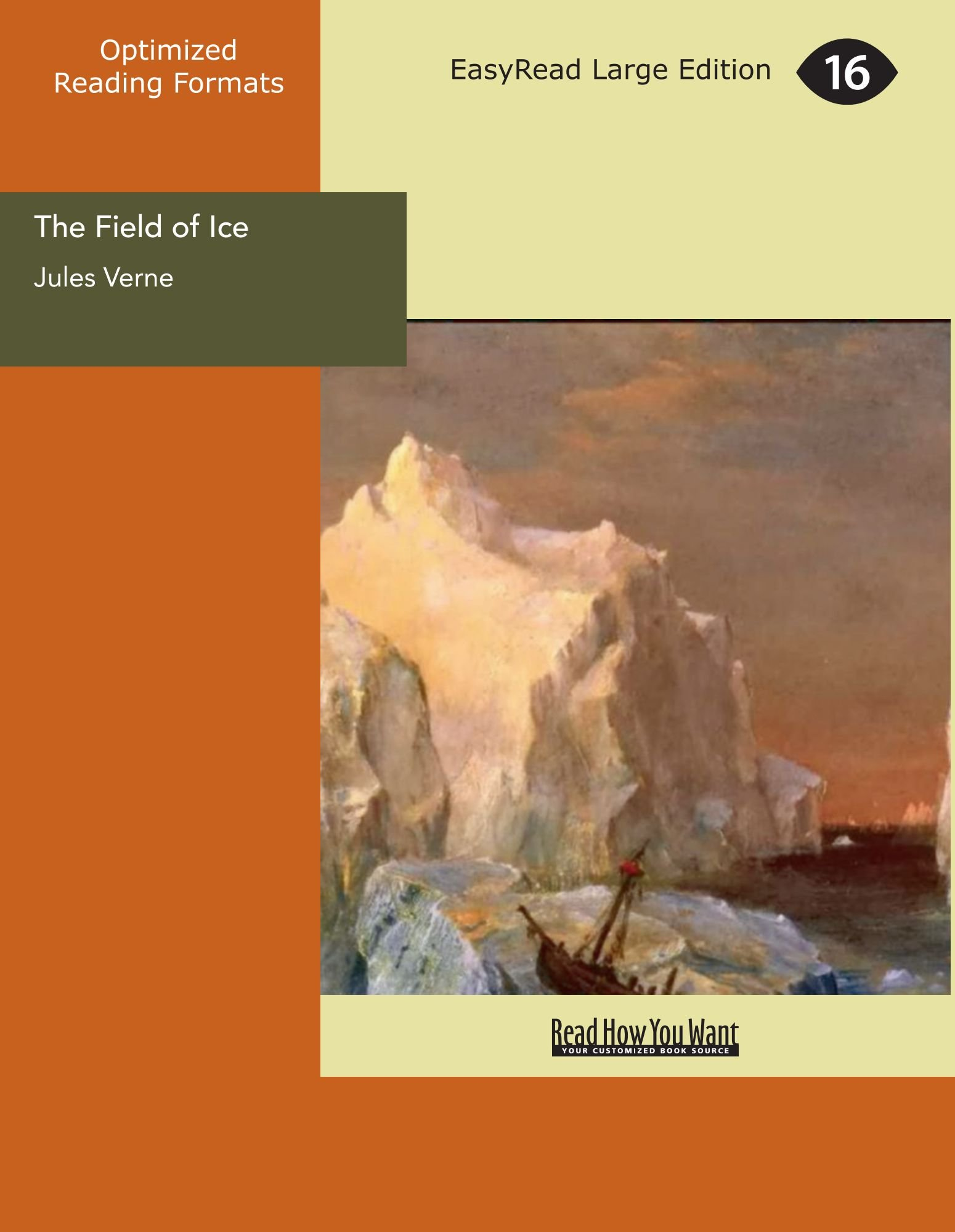 The Field of Ice ebook