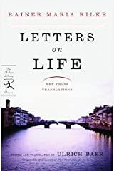 Letters on Life: New Prose Translations (Modern Library Classics) Paperback
