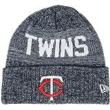 New Era Minnesota Twins Crisp Colored Knit Cuffed Hat Logo Sport Knit Hat c999fade3