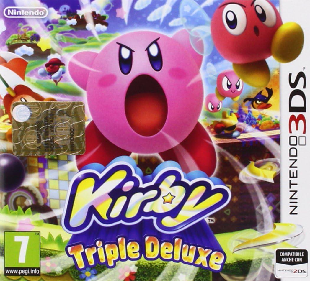 Kirby Triple Deluxe: Amazon.es: Videojuegos