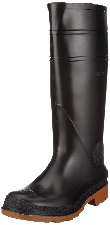 Nora Como 72016 - Botas de agua unisex39 Negro