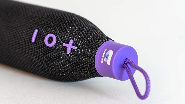 Fonestar Cola Bottle - Altavoz Bluetooth, Color Negro y Morado: Amazon.es: Electrónica