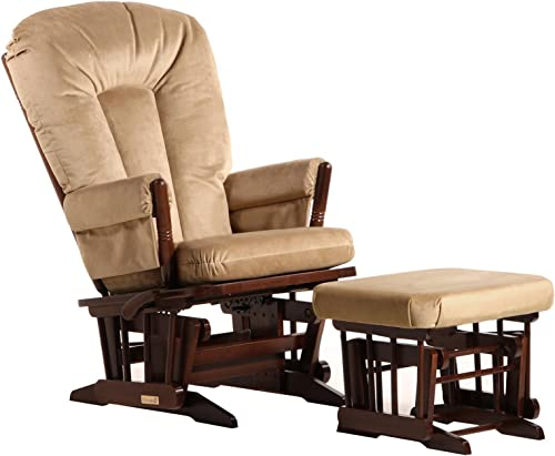 Dutailier Colonial 0380 Glider Multiposition-Lock Recline