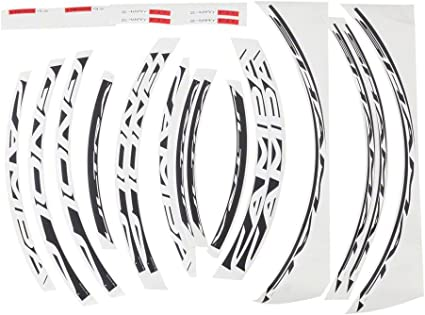 Campagnolo Bora Ultra Two Label Kit Dark 2012