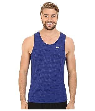 d4c4998447485 Nike DRI-Fit Cool Miler Singlet Camiseta de Tirantes