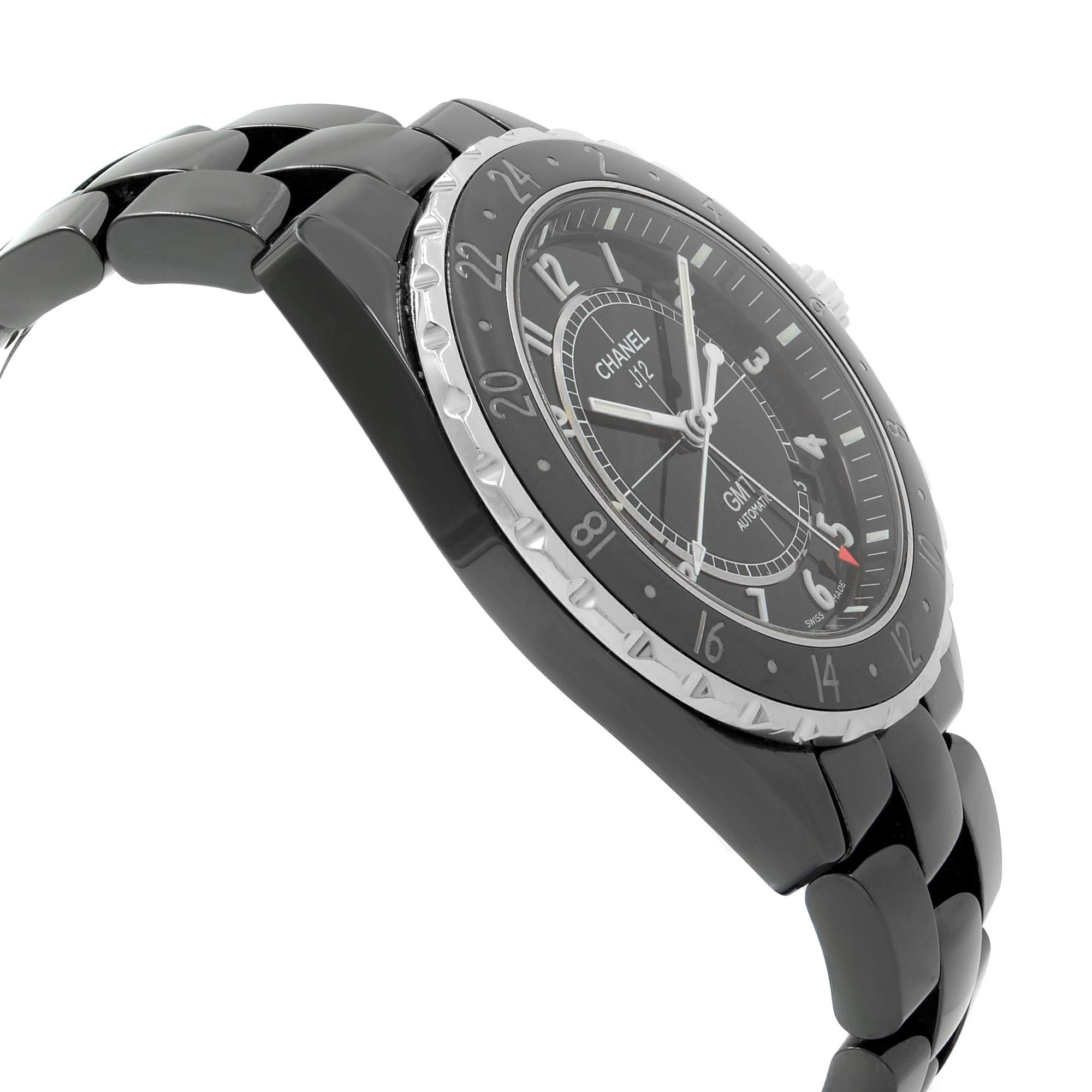Chanel J12 Automatic-self-Wind Male Watch H2012 (Certified Pre-Owned) by CHANEL (Image #4)