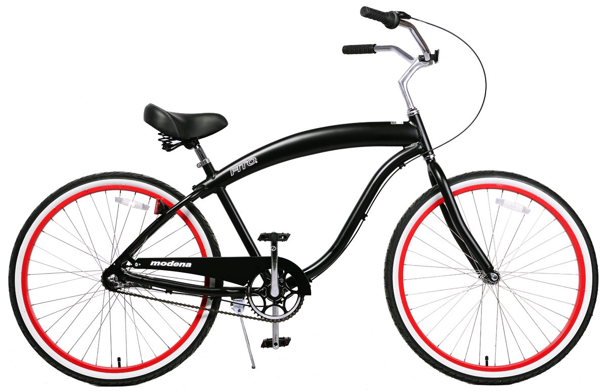 3 speed cruiser bike