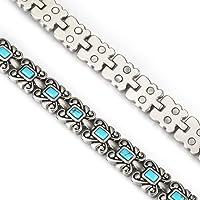 Wollet Jewelry - Pulsera de plata tibetana