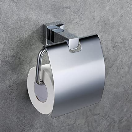 Homelody Porte Papier Toilettes Derouleur Papier Wc Porte Rouleau Wc