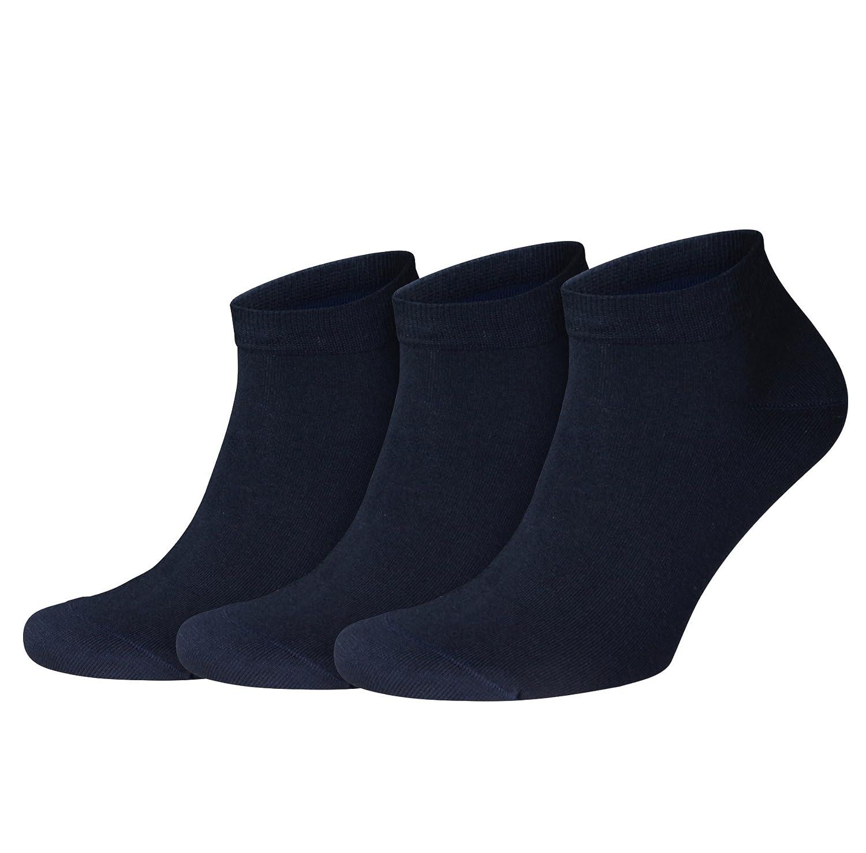 Sei coppie Joop Calze Uomo Basic Soft Cotton Sneaker Men pacchetto da 6 Calzini di alta qualit/à