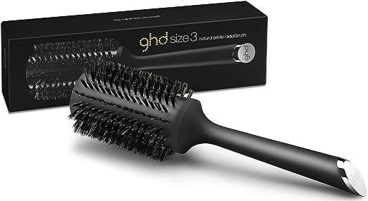 Ghd Natural Bristle Radial Brush Size 3 44 Mm 1 Unidad 100 g: Amazon.es: Salud y cuidado personal