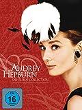 Audrey Hepburn: Die Rubin Collection (Ein Herz und eine Krone / Sabrina / Krieg und Frieden / Ein süßer Fratz / Frühstück bei Tiffany) [5 DVDs]