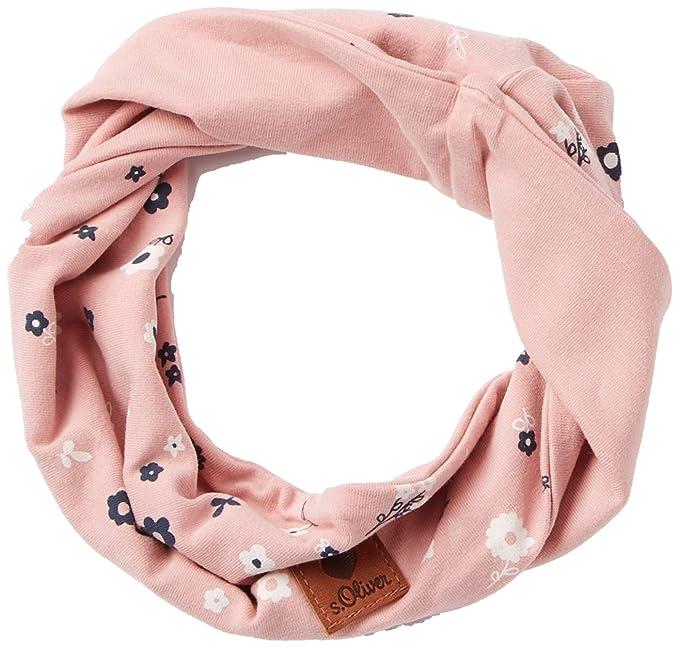 Baby Mädchen Halstuch Loopschal Schal  rosa NEU mit Etikett