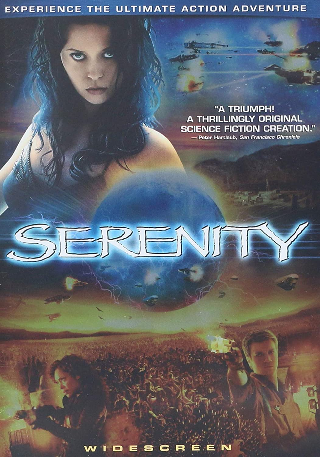 where was the movie serenity filmed