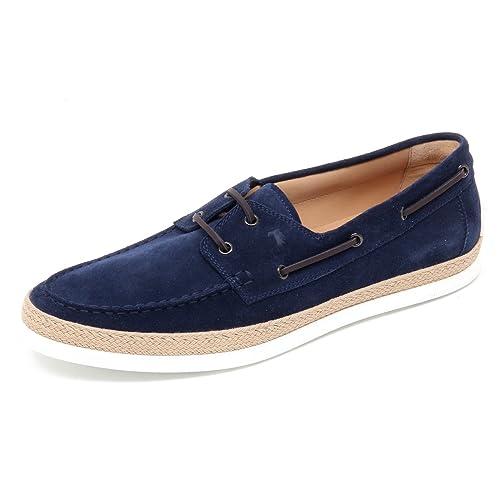 Tods - Mocasines para Hombre Azul Turquesa Azul Size: 45