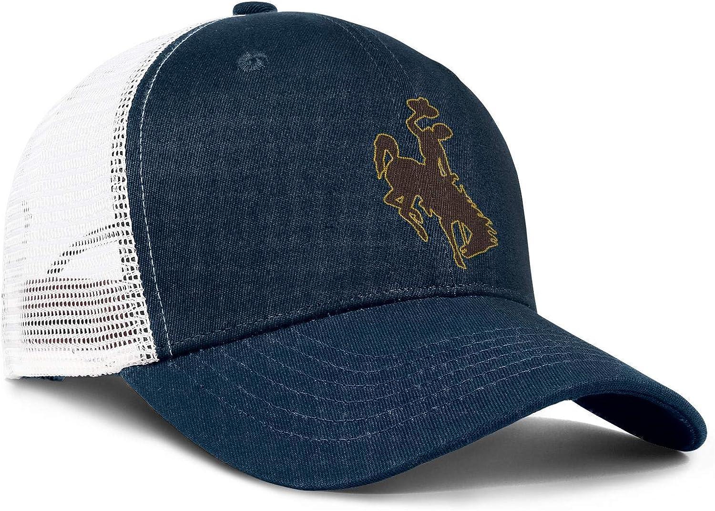 UHVAAAI Unisex Strapback Hat Adjustable Style Visor Hat