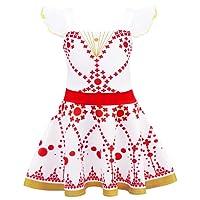 AmzBarley Ragazze Félicie Ballerina Costume Balletto Danza Vestito Abbigliamento da ballo per bambini e Ragazze