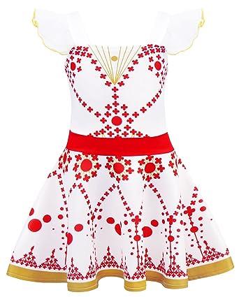 6deb9e031 AmzBarley Felicie Ballerina Costume Dress up Ballet Dance Dress Kids ...