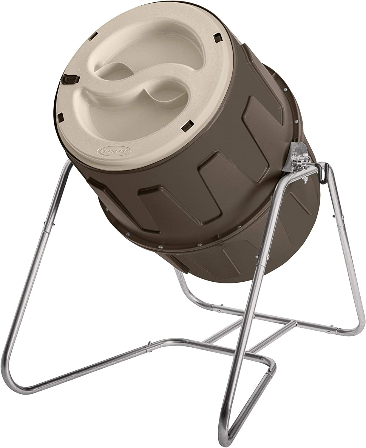 Suncast TCB6800 Tumbling Composter : Best for Keeping Woodland Creatures Out