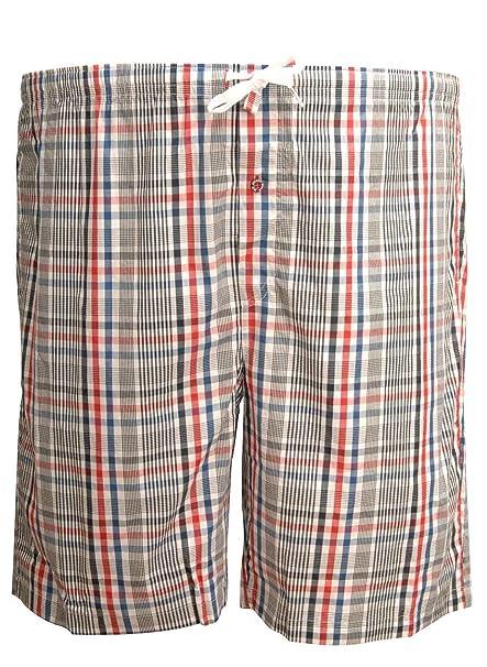 Jockey - Pantalón de pijama - Cuadrados - para hombre multicolor Comprobar