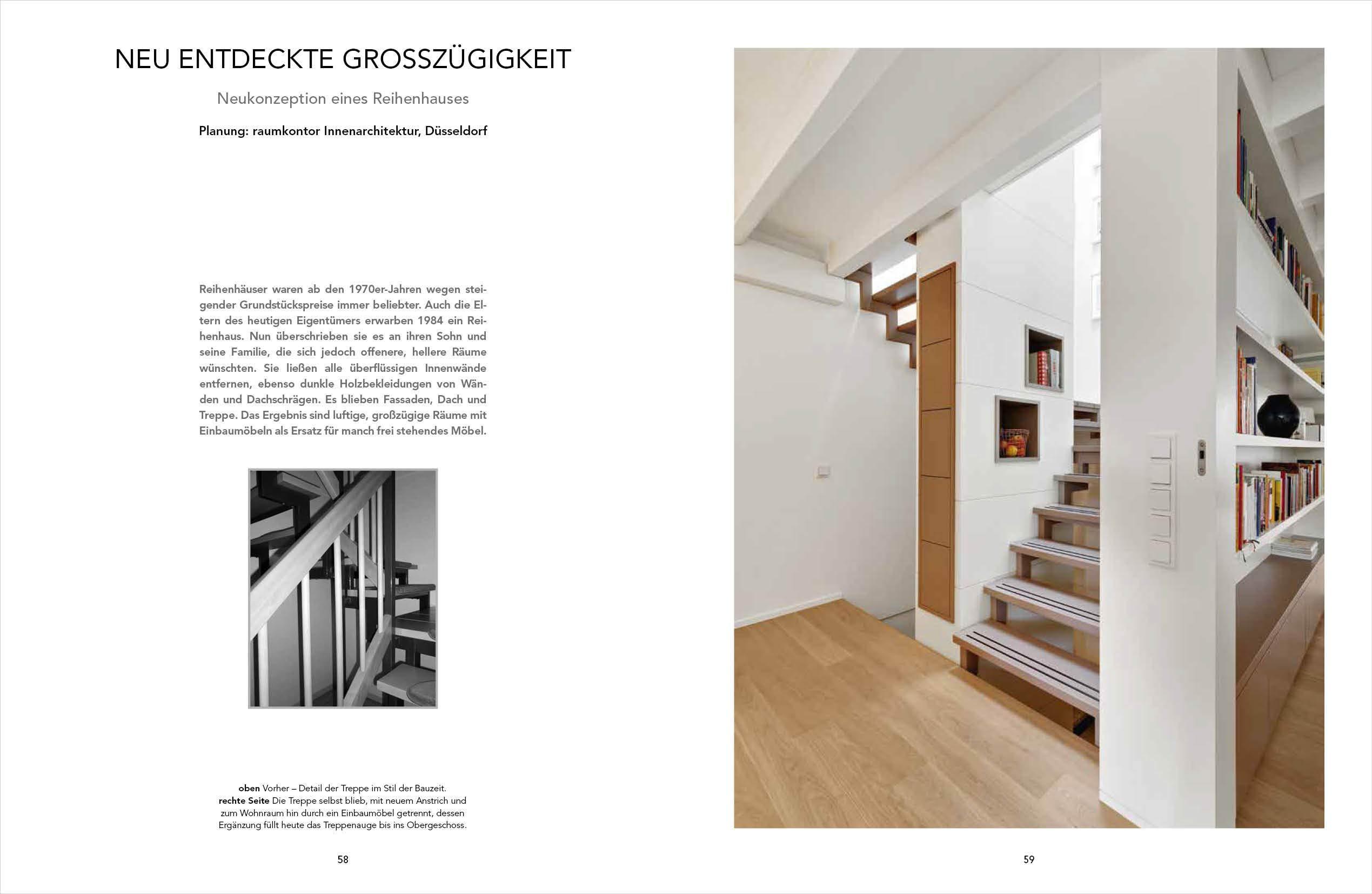 Häuser der 21er und 21er Jahre Renovieren umbauen modernisieren ...
