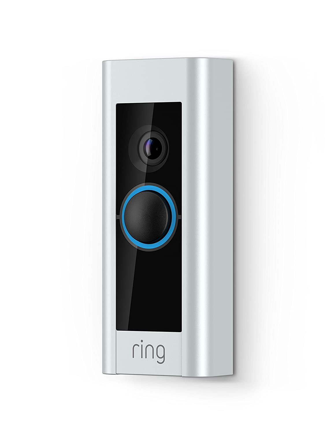 Ring Wireless Video Doorbell Pro With Chime Transformer For Ios Main Wiring Diy Guide Diagram Circuit And Android Tools