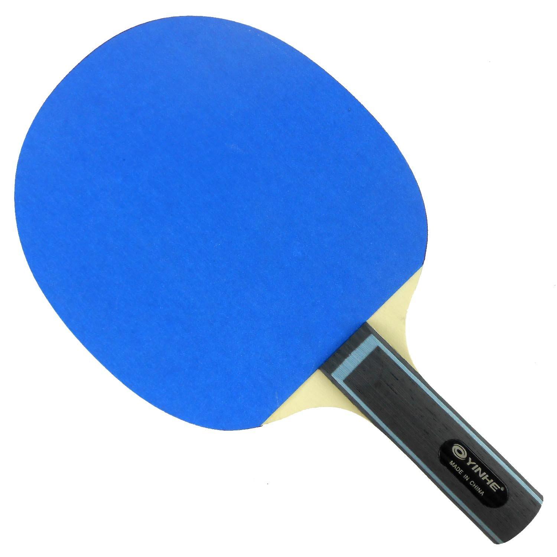 Galaxy Yinhe Emery用紙ラケットep-150 SandpaperロングハンドルSt卓球パドル B01K1QMMAI