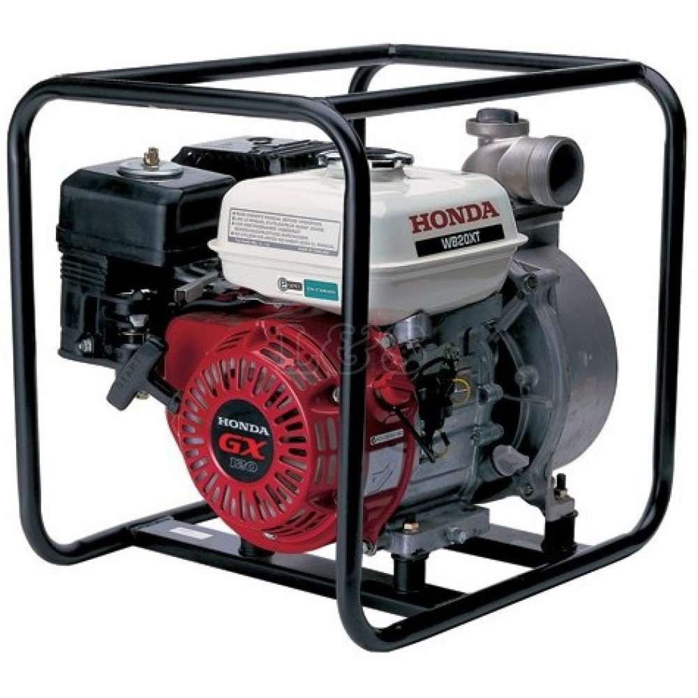 Honda WB20XT Water Transfer Pump - L&S Engineers