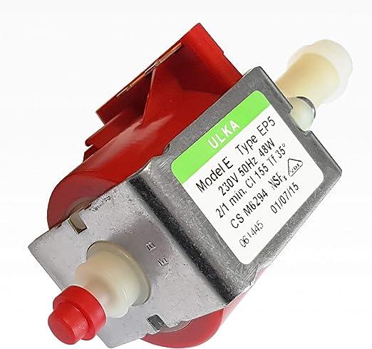 Ulka EP5 Water Pump 48 W (German Import): Amazon.de: Küche & Haushalt