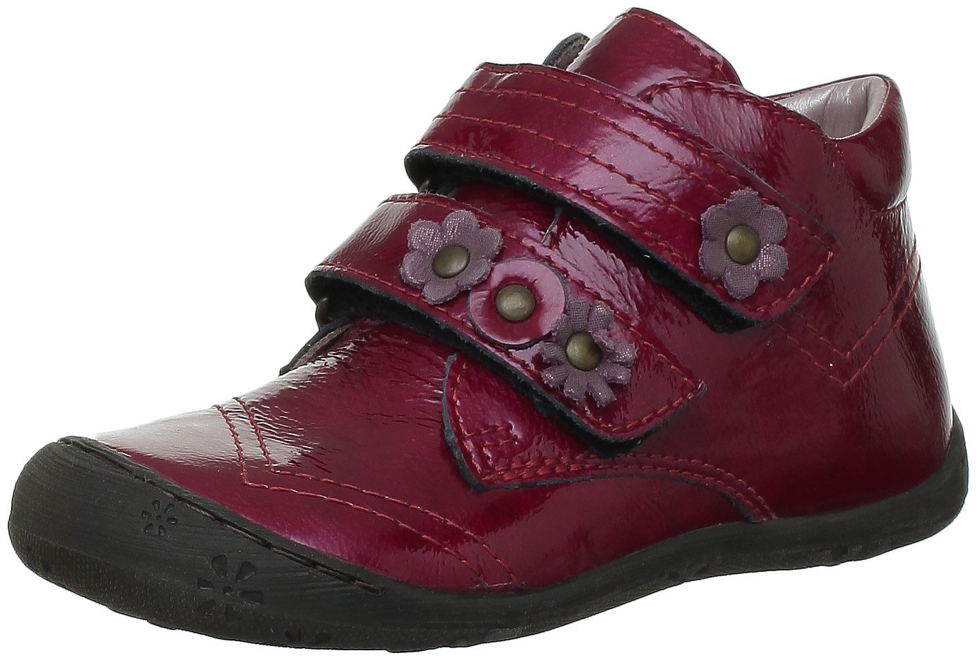 Aster Julias,Red Patent,20 EU(4 M US Toddler)