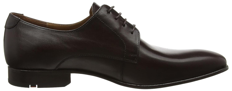 ... LLOYD Herrenschuh RAPID, klassischer Ledersohle Business-Halbschuh aus  Leder mit Ledersohle klassischer Braun ... 2e460734d4
