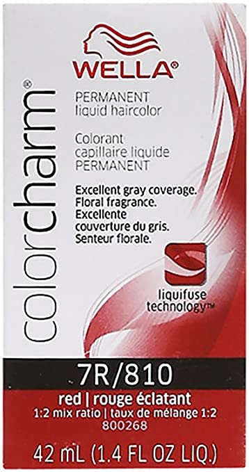 best permanent red hair dye