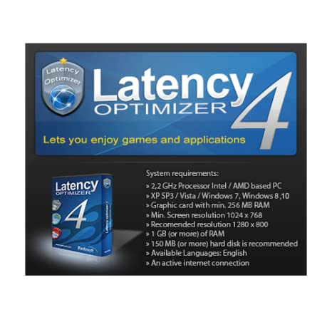 Amazon com: Game Booster - Latency Optimizer [Download