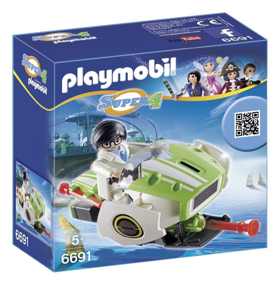 Playmobil Super 4 Skyjet