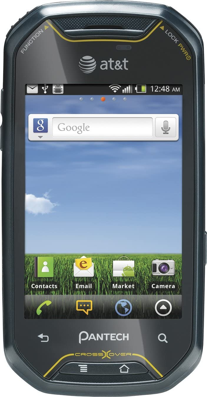 Pantech Baltimore Mall Crossover Prepaid Android GoPhone Super Special SALE held $25 ATT with Airtim