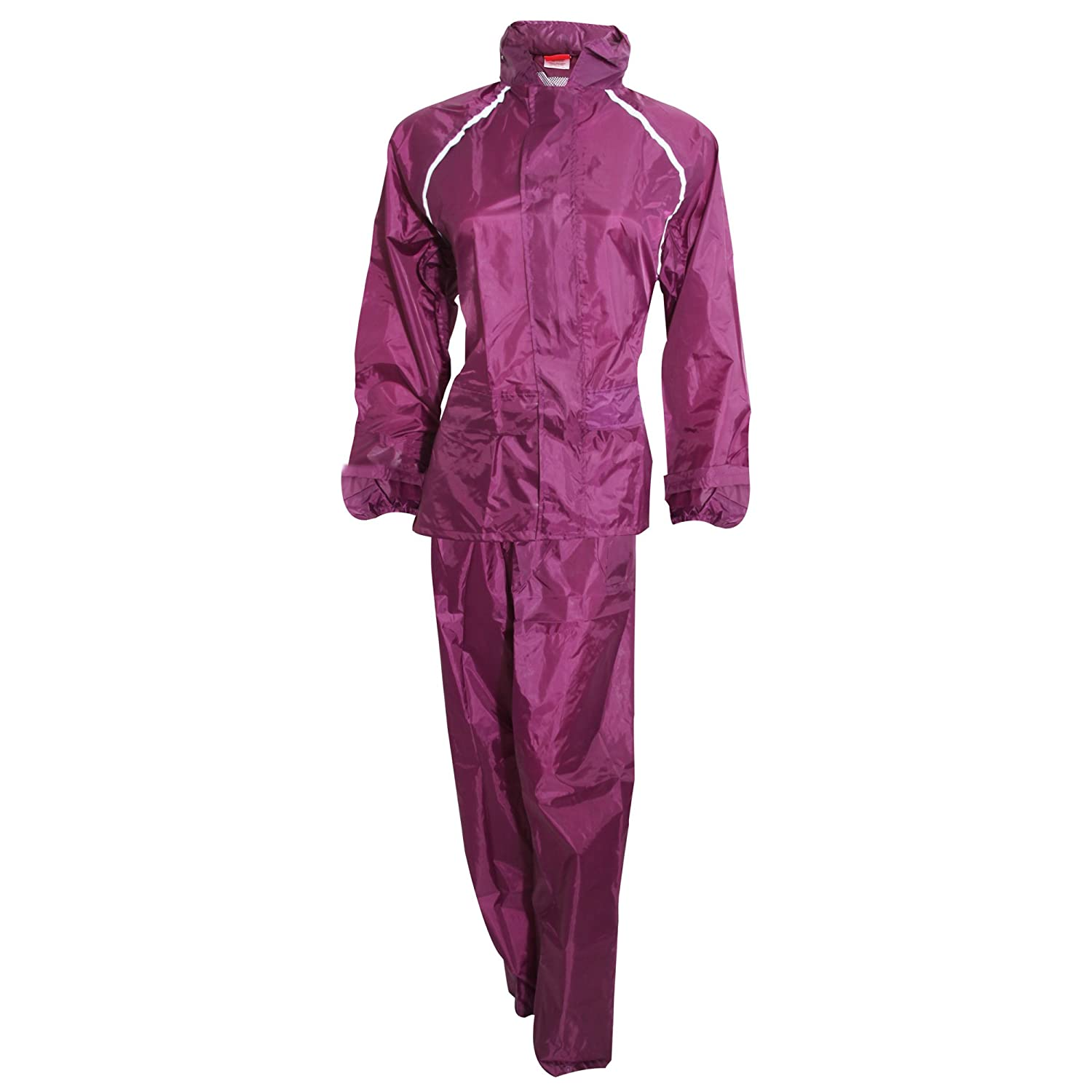 Pro Climate Ladies Waterproof Rain Suit (Trousers And Jacket Set) ProClimate UTF345_5