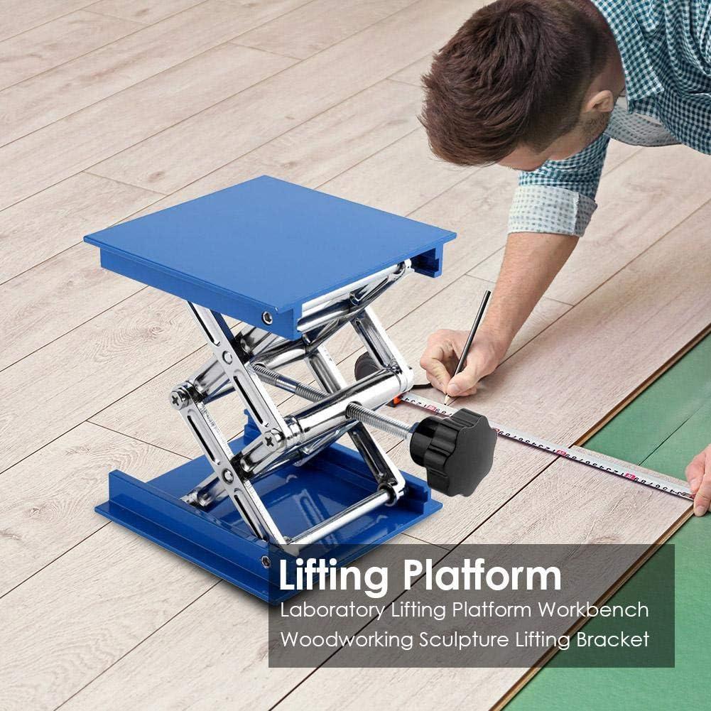 Childplaymate Laboratory Lifting Platform Workbench Woodworking Sculpture Lifting Bracket