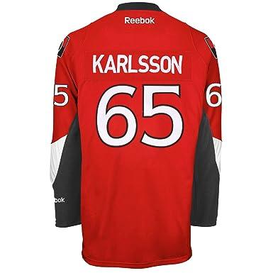 free shipping b012b 45d44 Amazon.com: Erik Karlsson Ottawa Senators #65 Premier Youth ...