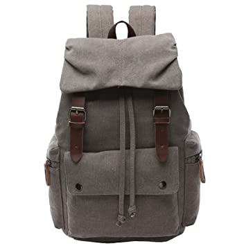 2f7a2a1e0db8 Large Canvas Backpack men