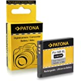 Batteria NB-8L per Canon A2200 | A3000is | A3100is | A3200is | A3300is