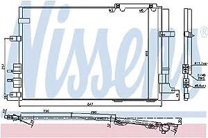 Nissens 94914 Condenser, air conditioning
