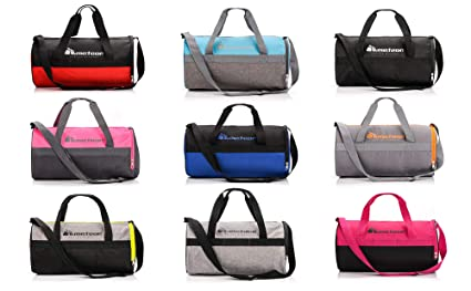 meteor Bolsa Deporte Viaje Gimnasio con Compartimento Separado para Zapatos Duffle Bag para Hombre Mujer Ultraligera Plegable Bolsa Deportiva Yoga ...