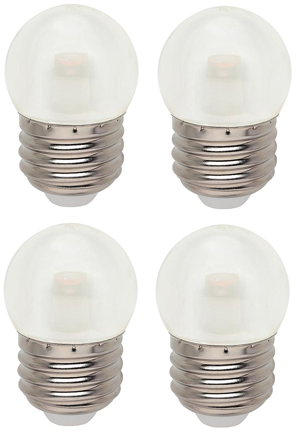 MiracleLED 602051 4-Inch 6-Pack Bug Light Amber