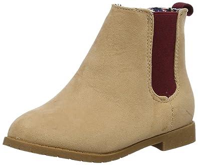4e6284e20dd7 Pumpkin Patch Girls Jodhpur Ankle Chelsea Boots W4FW50006 Cinnamon 1 UK  Child