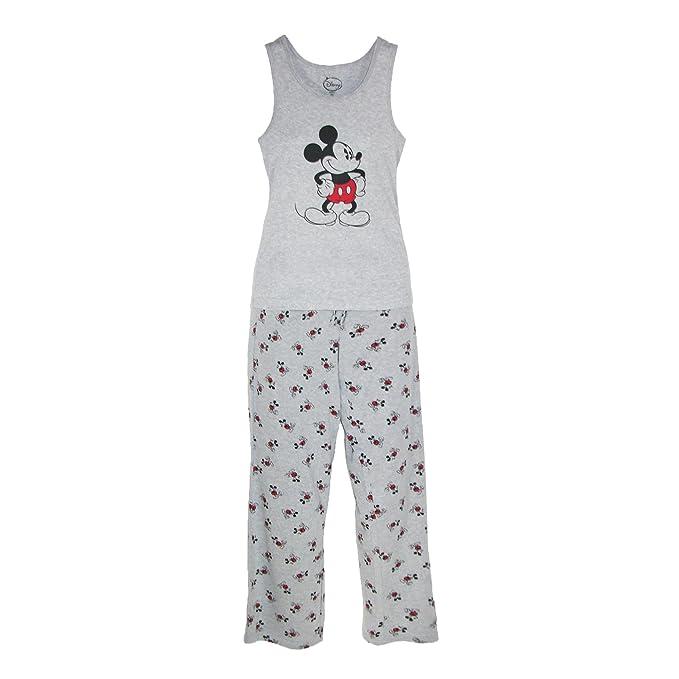 Disney Pijama - Animal Print - para mujer gris gris S