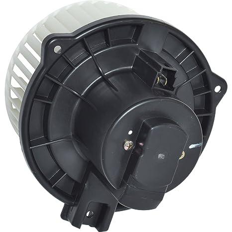 HVAC Blower Motor Resistor-Blower Resistor Rear UAC SW 9962C
