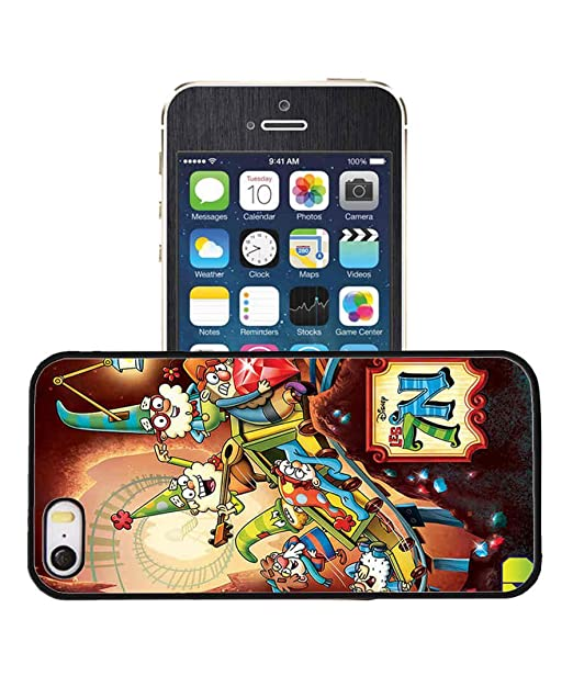 Carcasa para iPhone 5/5s, iPhone se, The 7d Dwarf Track ...