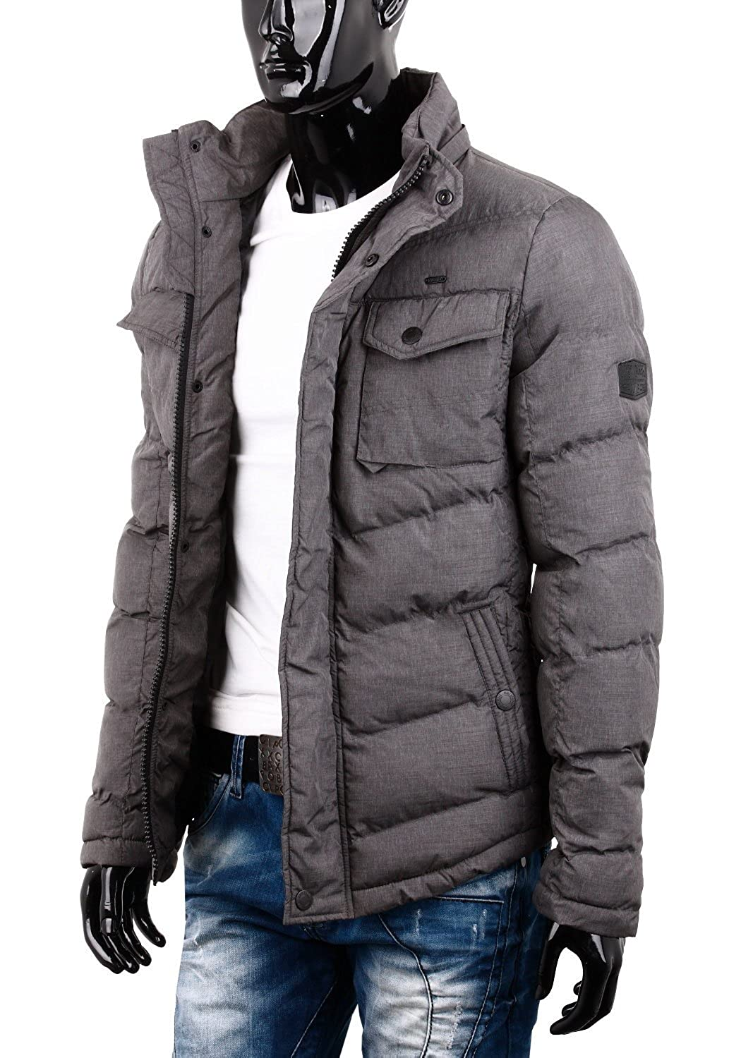 MZGZ Men's jacket quilted padded 15328-80 Lavezi